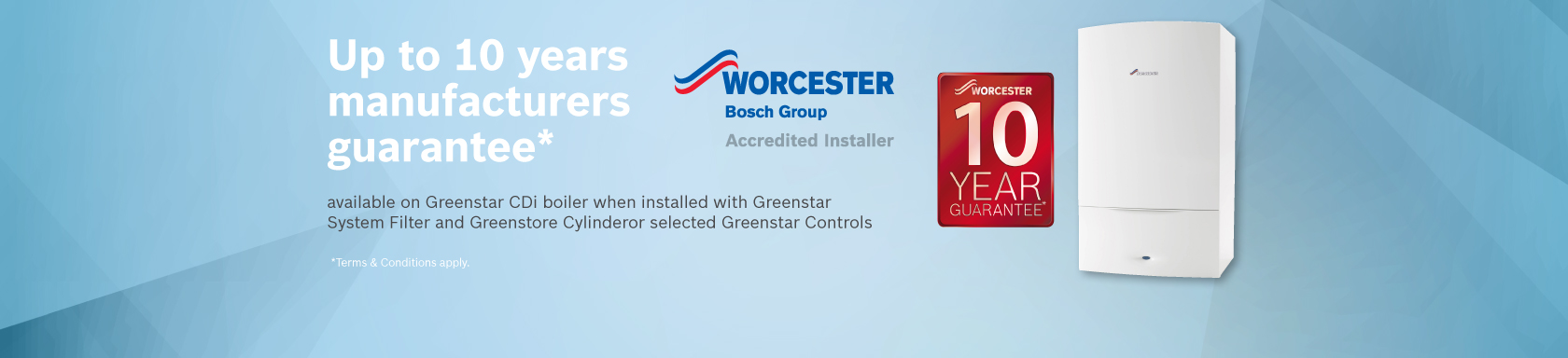 Worcester Guarantee Rhos on sea